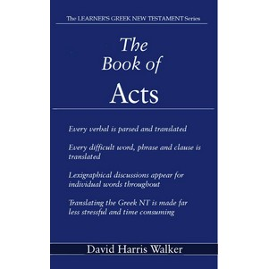 The Book of Acts of the Apostles