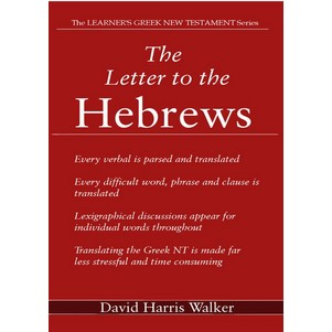 The Letter to the Hebrews Greek translation guide