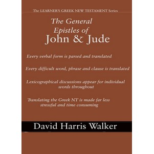The General Epistles of John & Jude Greek translation guide