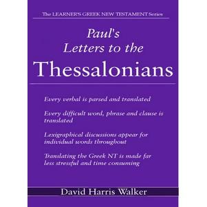 Thessalonians Greek translation guide