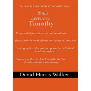 Timothy Greek translation guide